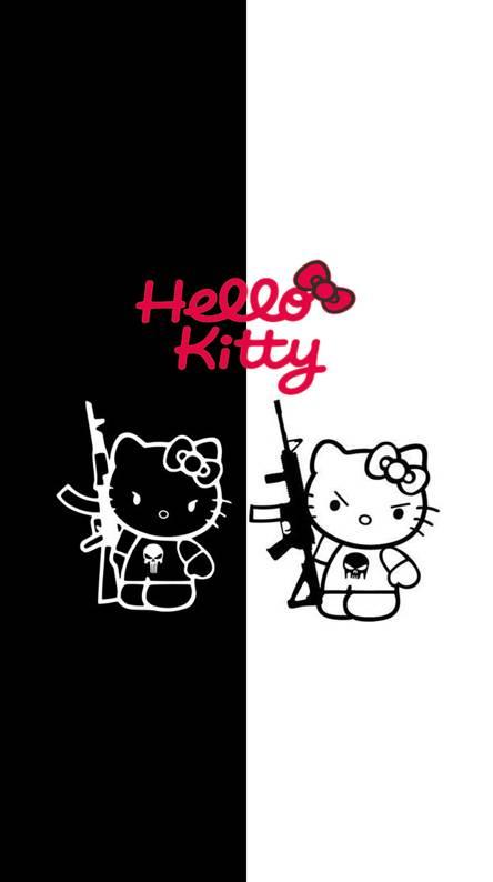Hello Kitty Scarface