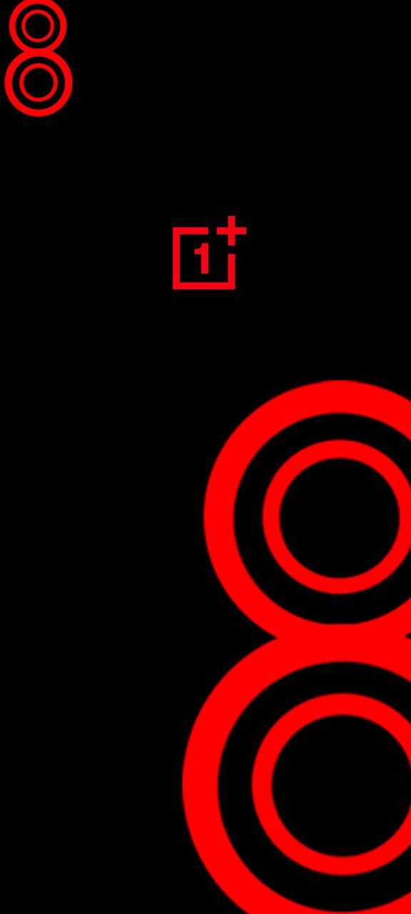 OnePlus 8 black