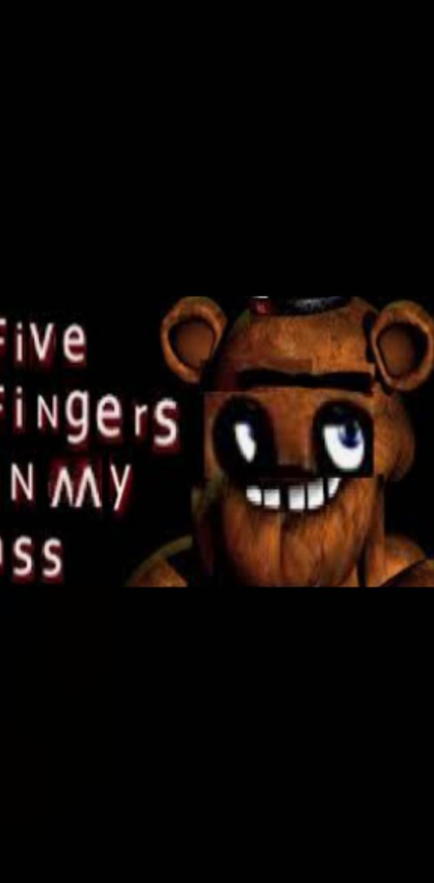 Cursed Freddy FNAF