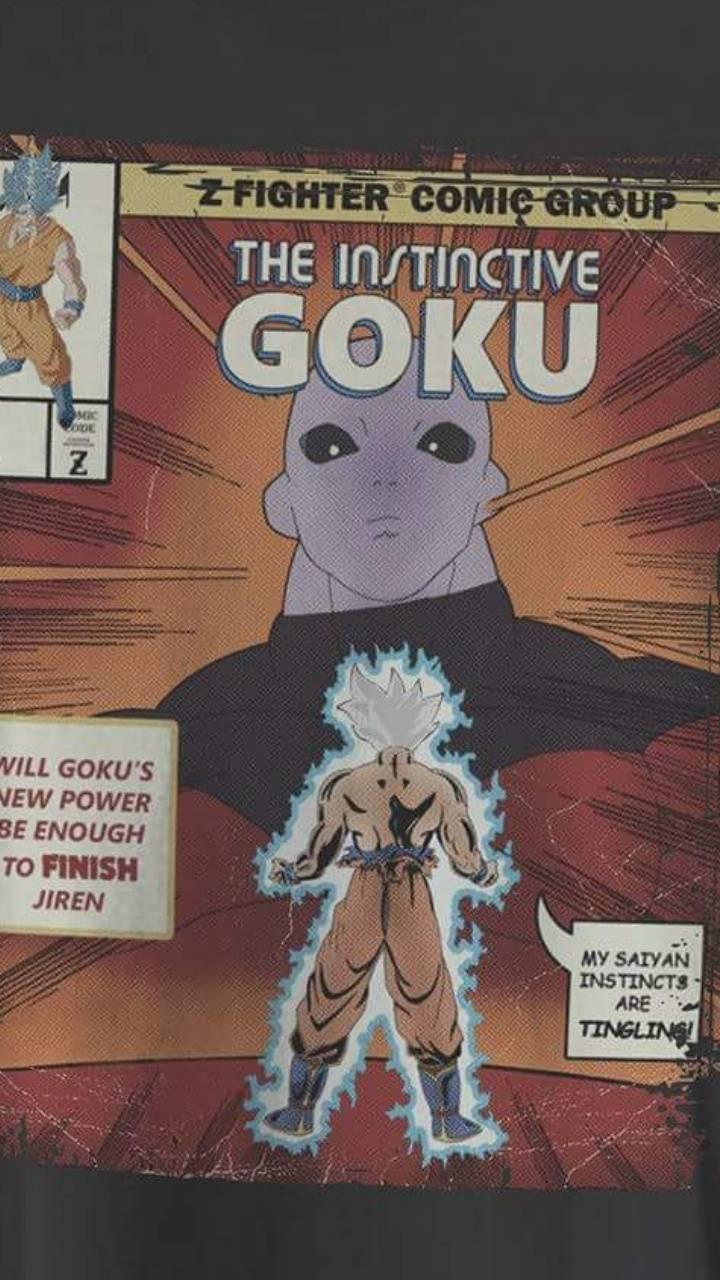 The Instinctive Goku