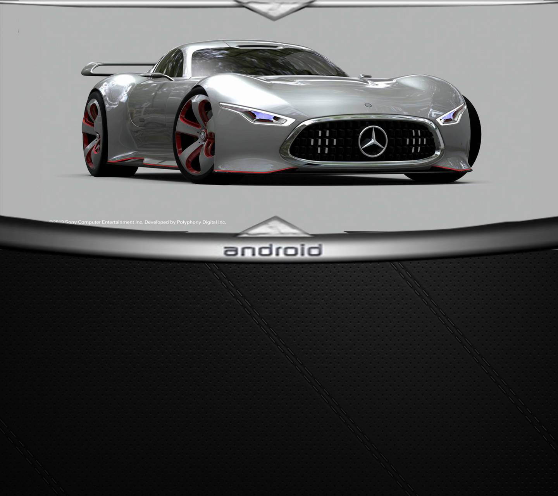 Mercedes amg vision