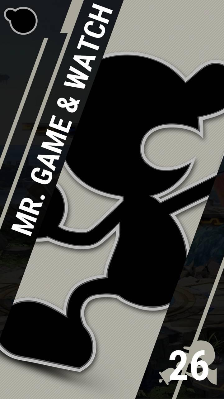 Ssbu Mr Gamewatch Wallpaper By Rylow1 76 Free On Zedge
