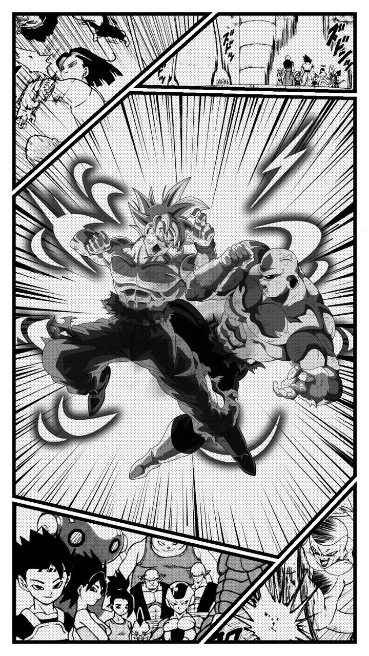 Dbs Manga Style Wallpaper By Josu Is Mi Name Bb Free On Zedge