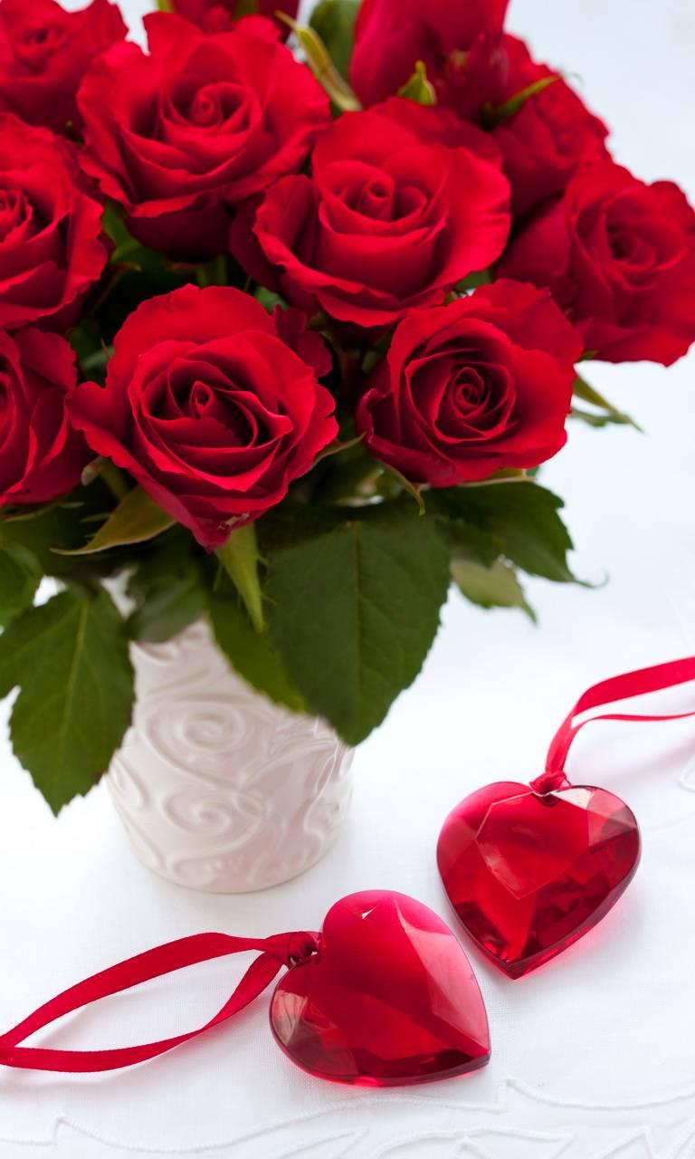Марта, цветы и любовь открытки