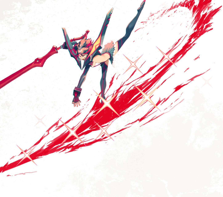 Kill La Kill Ryuko