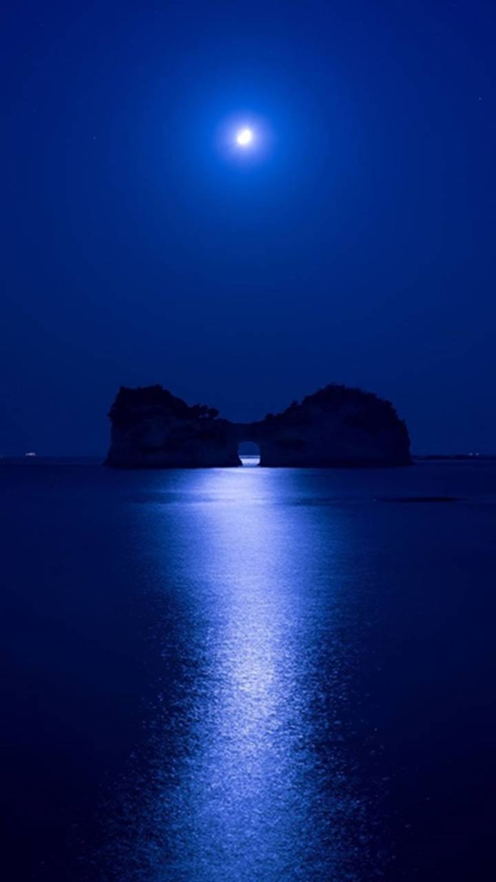 Deep Blue Night