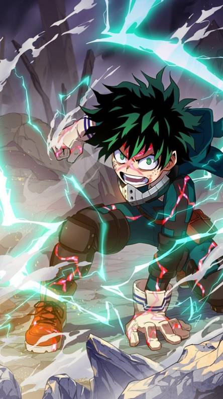 Izuku Midoriya Wallpapers Free By Zedge