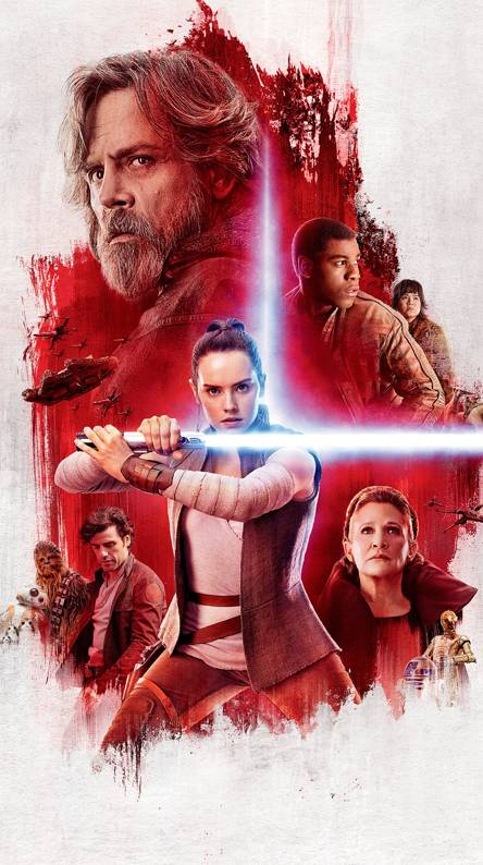 Star Wars The Last Jedi Wallpapers Free By Zedge