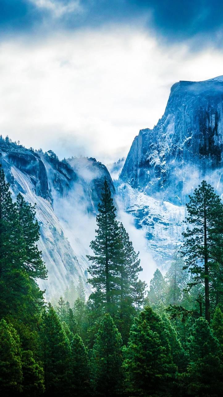 mountain fog hd