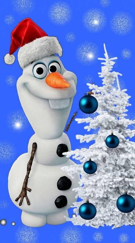 Olaf Christmas Wallpapers