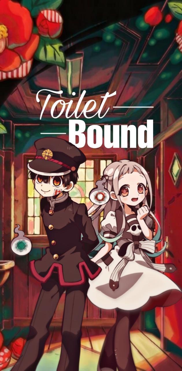 Toilet bound