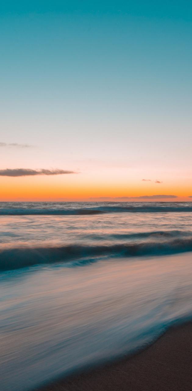 Beach Water Wave 🌊