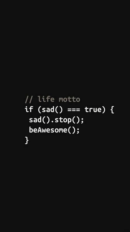 awsome life code