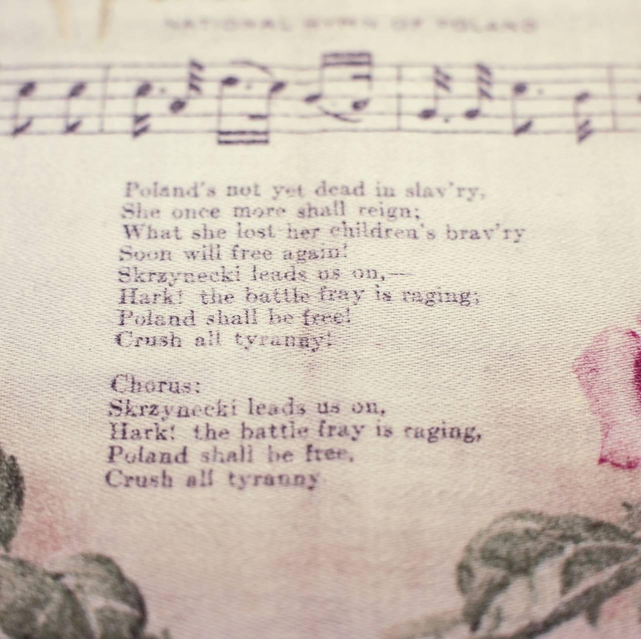 Polish Hymn Song