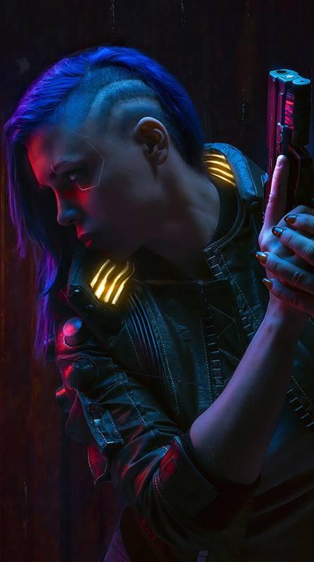 Cyberpunk 2077 F