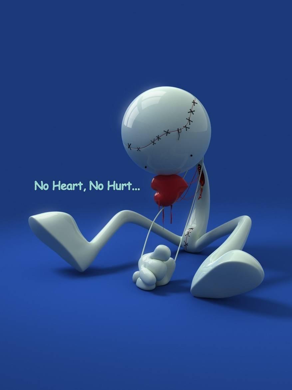 No Heart No Hurt