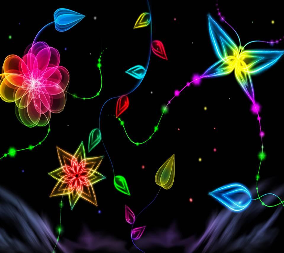 Glowing Neon