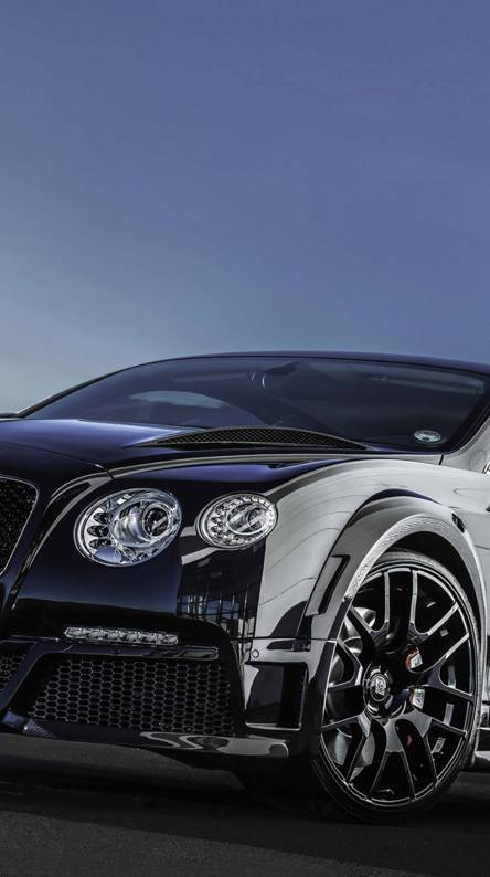 tuned bentley
