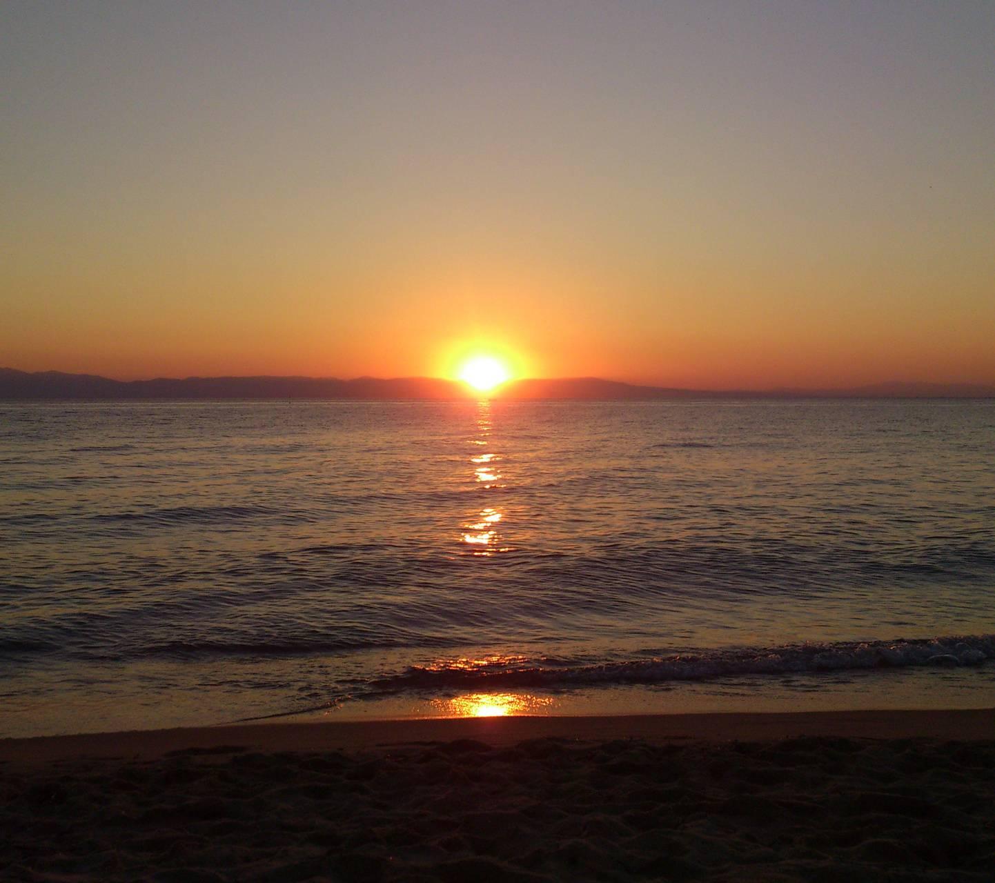 Nea Iraklia Sunset