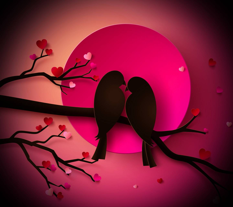 Love Birds Wallpaper By Sixty Days 20 Free On Zedge