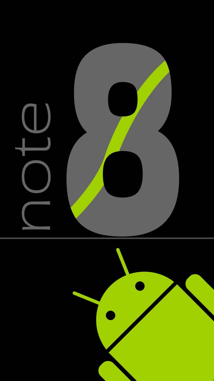 android note 8