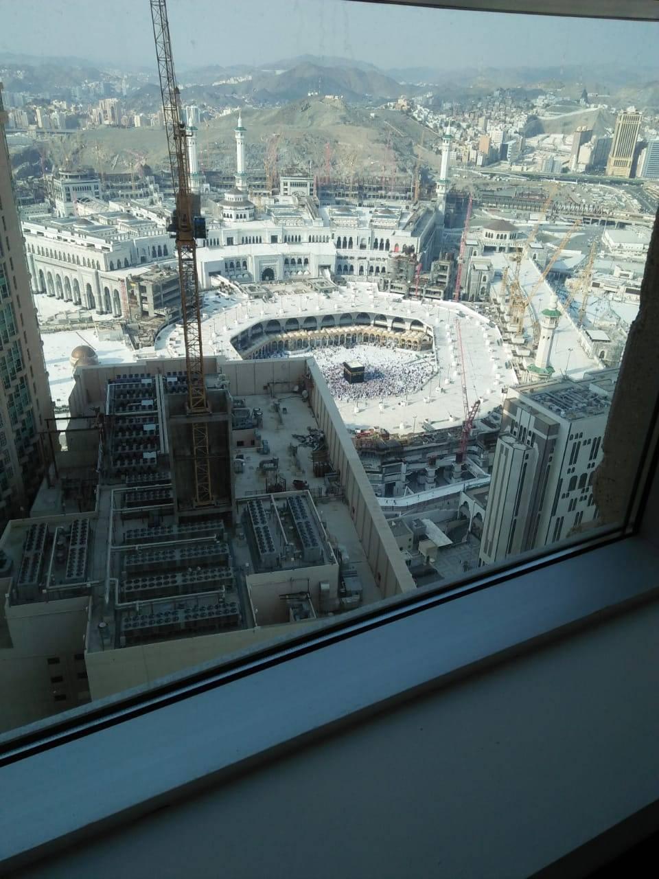 Kaaba View