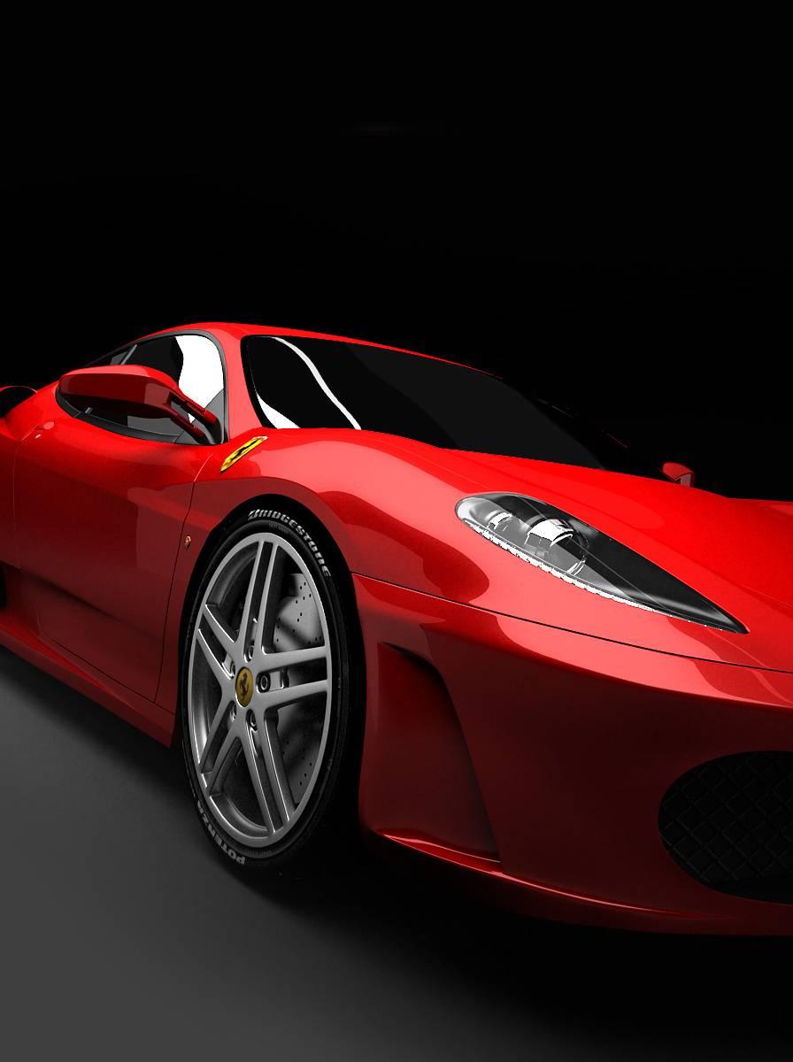 Ferrari Gold