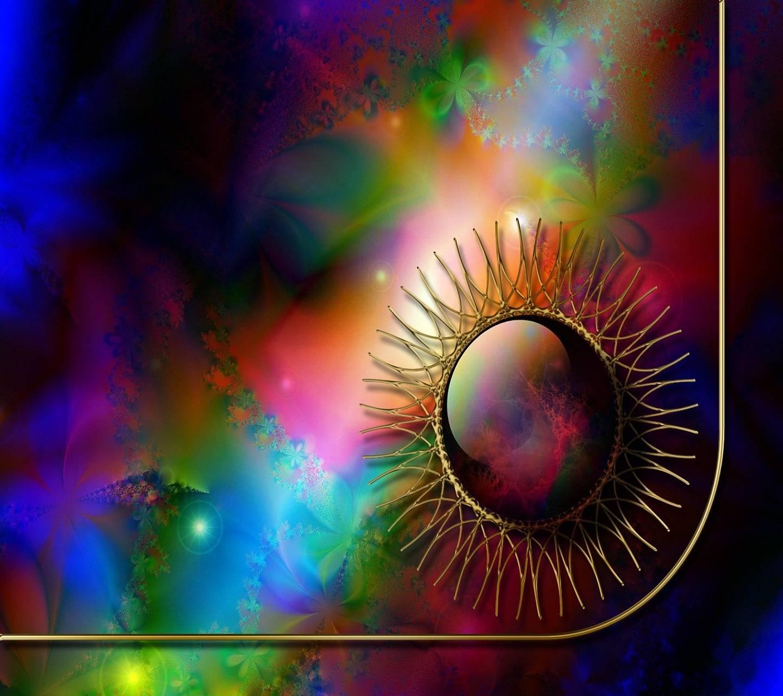 Cosmic Flower-v755