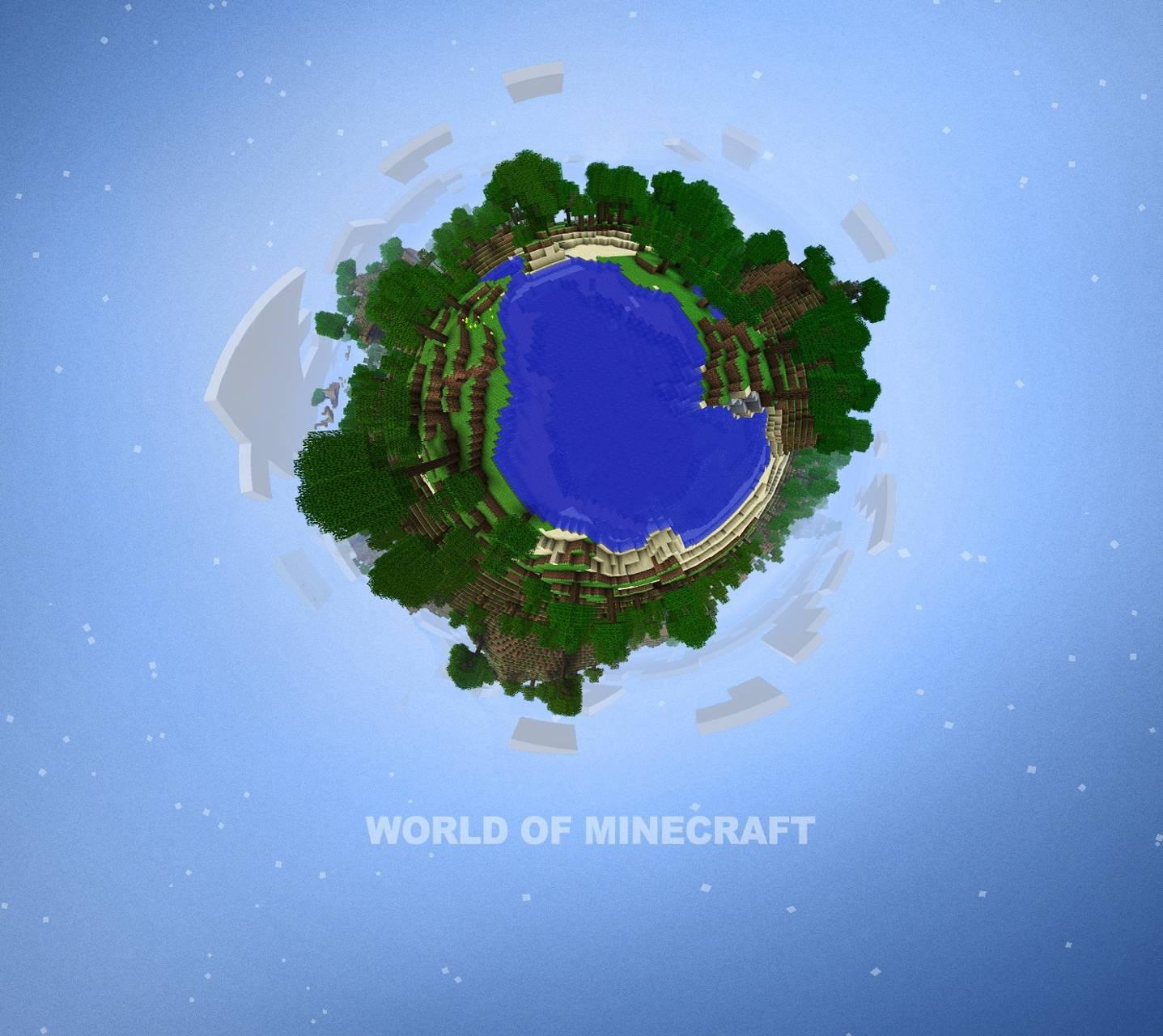 Minecraft Wallpapaer