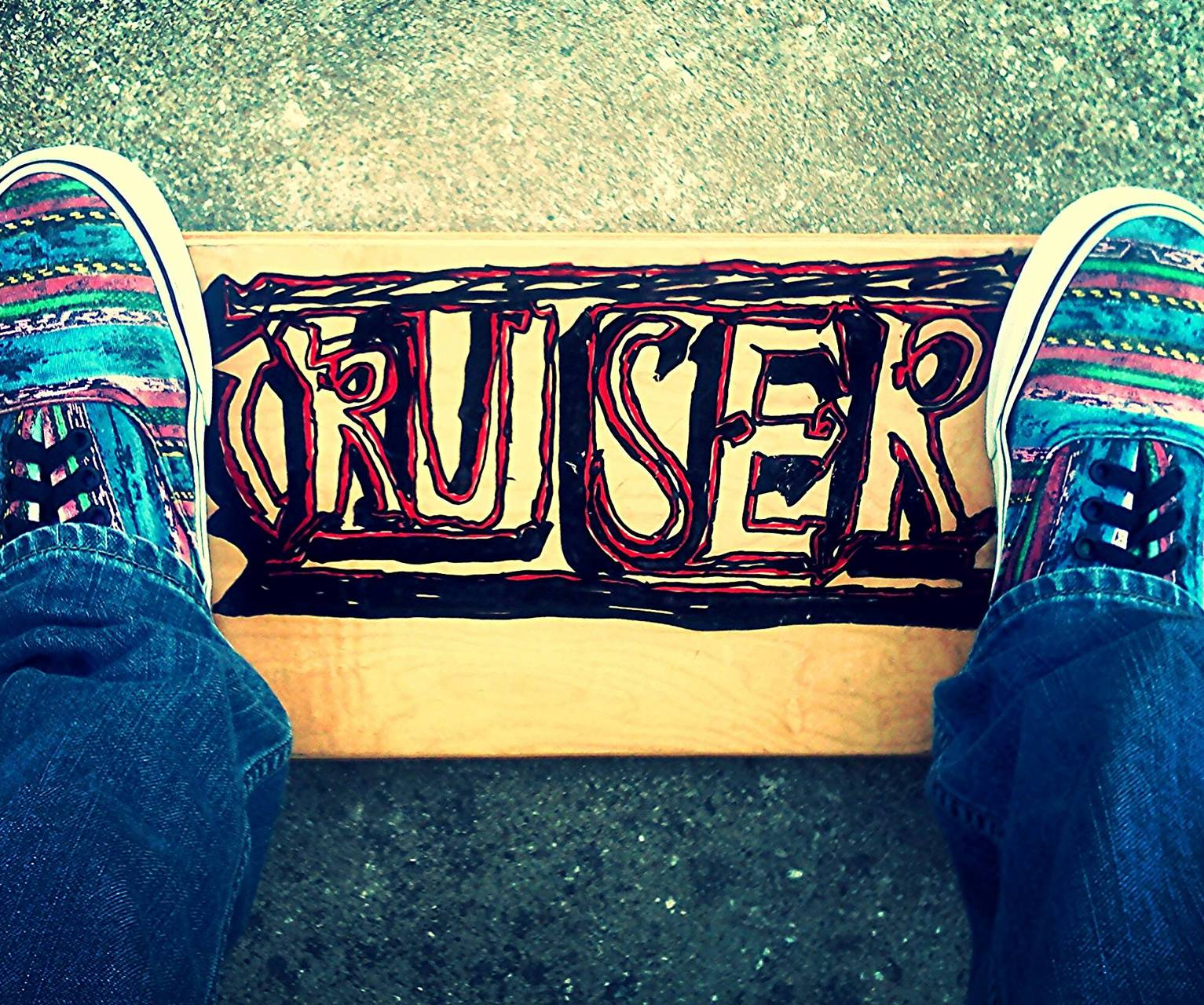 ThrashDaddy Skate