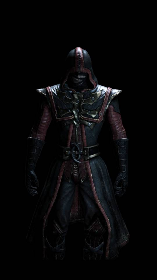 Ermac Wallpaper By Cryomancer31