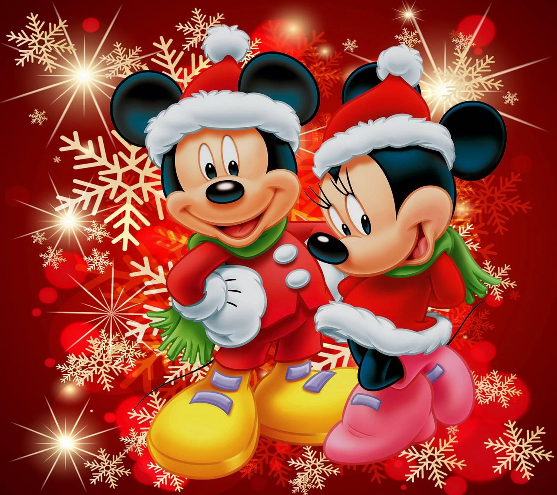 Disney Christmas Wallpaper By Marika F3 Free On Zedge