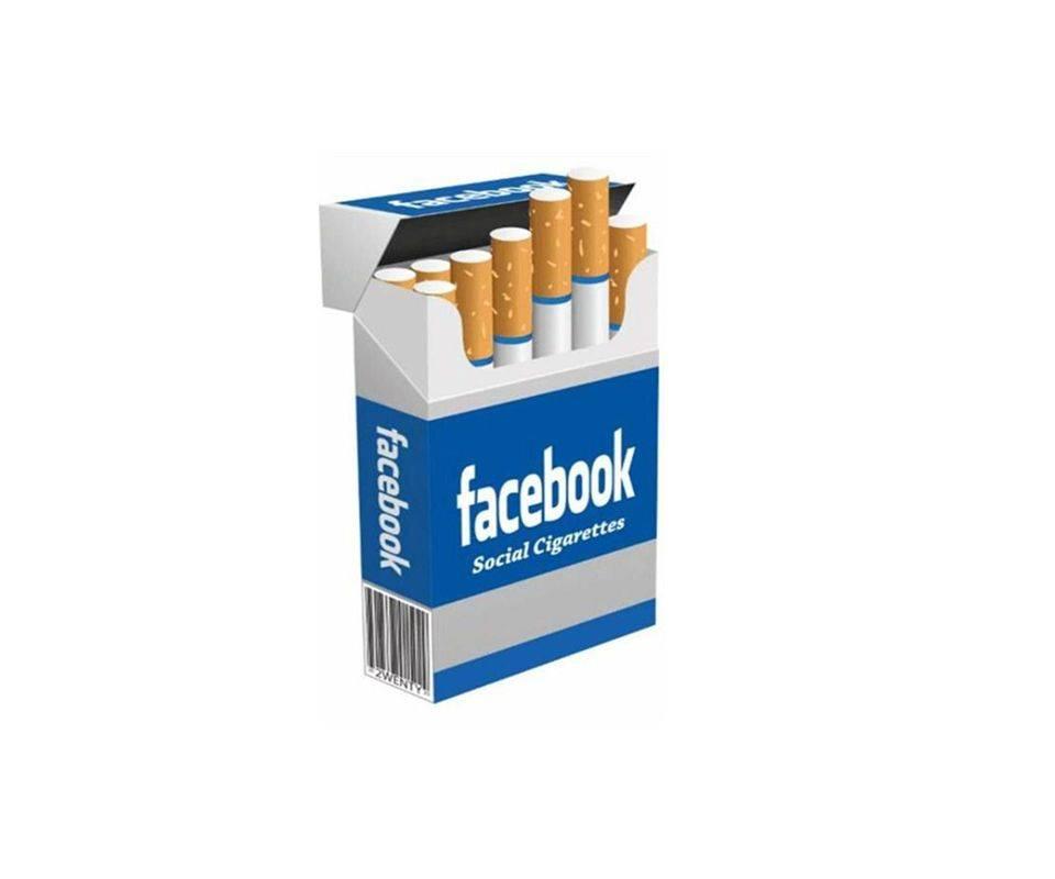 Facebook Cigarettes