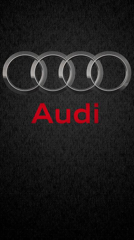 audi logo wallpapers free by zedge. Black Bedroom Furniture Sets. Home Design Ideas