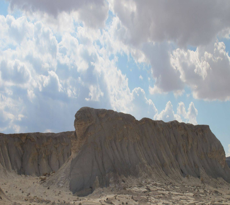 Huge mountain