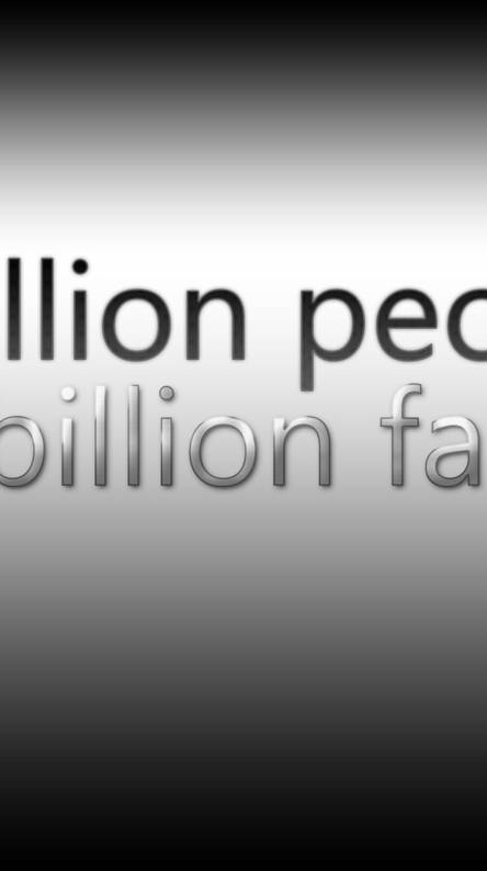 people and facts