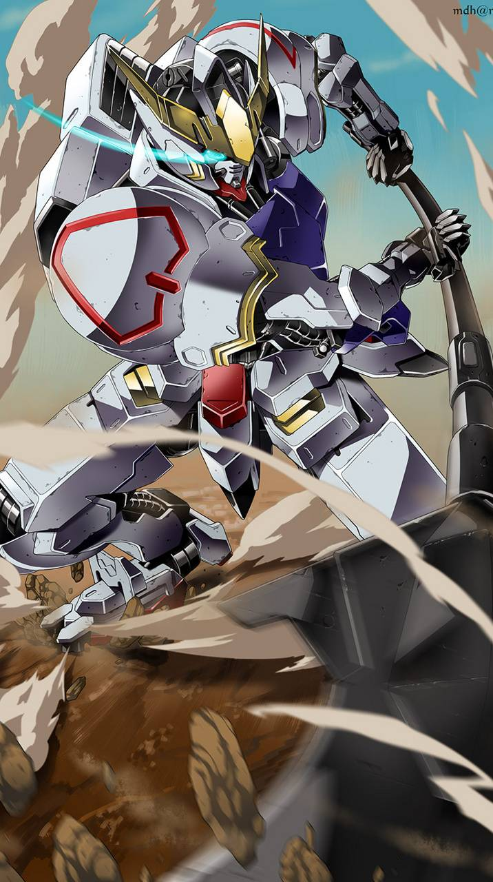 Iron Blooded Orphans Wallpaper By Animefreak250 6c Free On Zedge