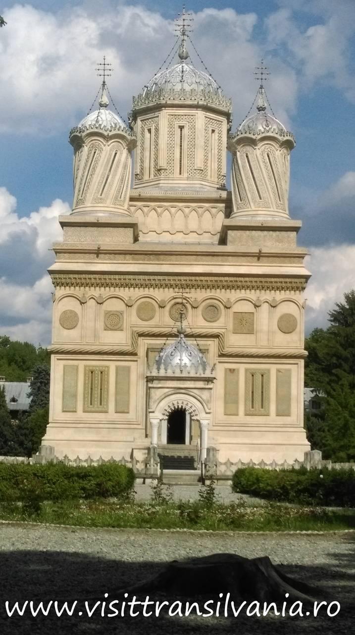 manastireaargesului