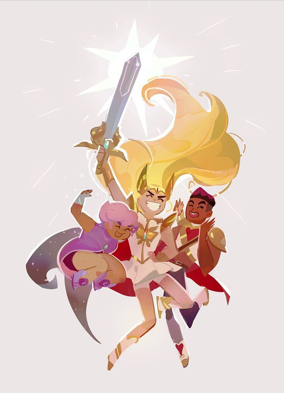 She-ra and Friends