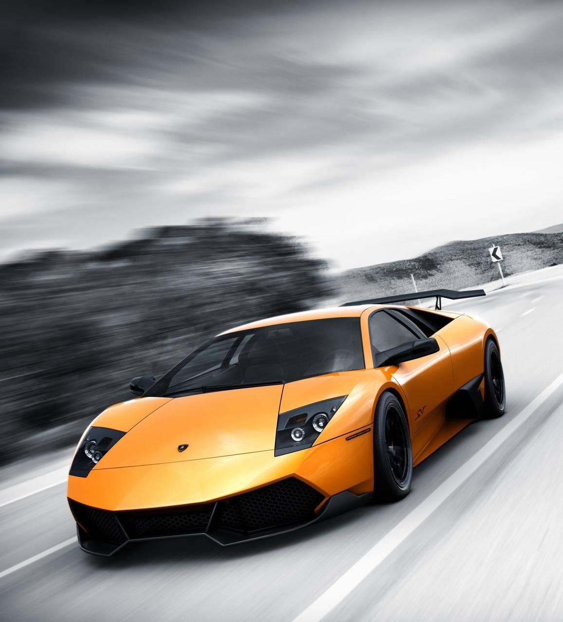 Lamborghini M