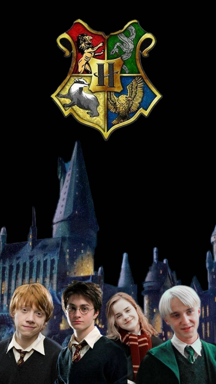 Hogwarts collage