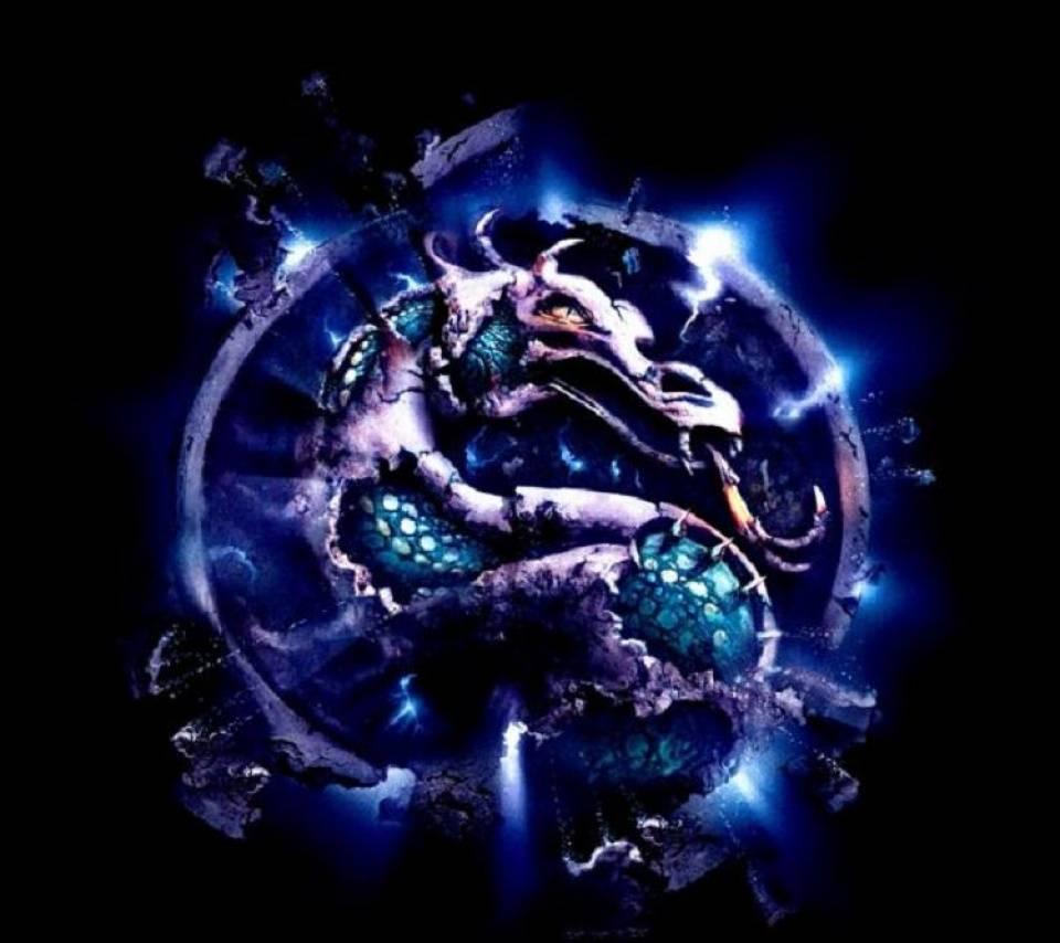 Mortal Kombat Symbol Wallpaper By Thislifetonig A0 Free On Zedge