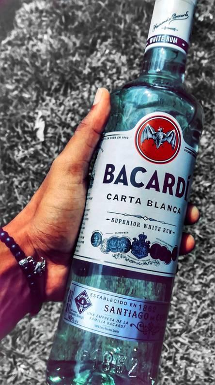 Baracadi Rum