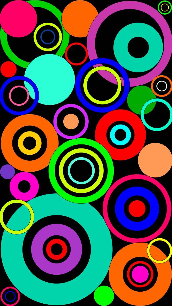 cerchi colorti