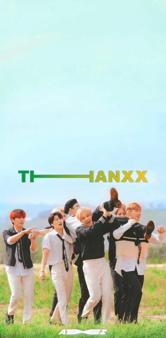 THANXX by Ateez