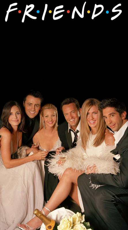 Friends tv show Ringtones and Wallpapers - Free by ZEDGE™