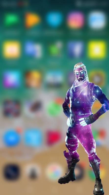 Fortnite Skin Galaxy Ringtones And Wallpapers Free By Zedge