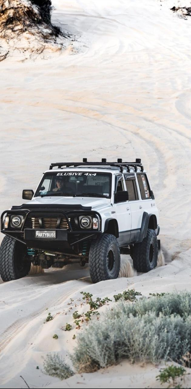 GQ Patrol