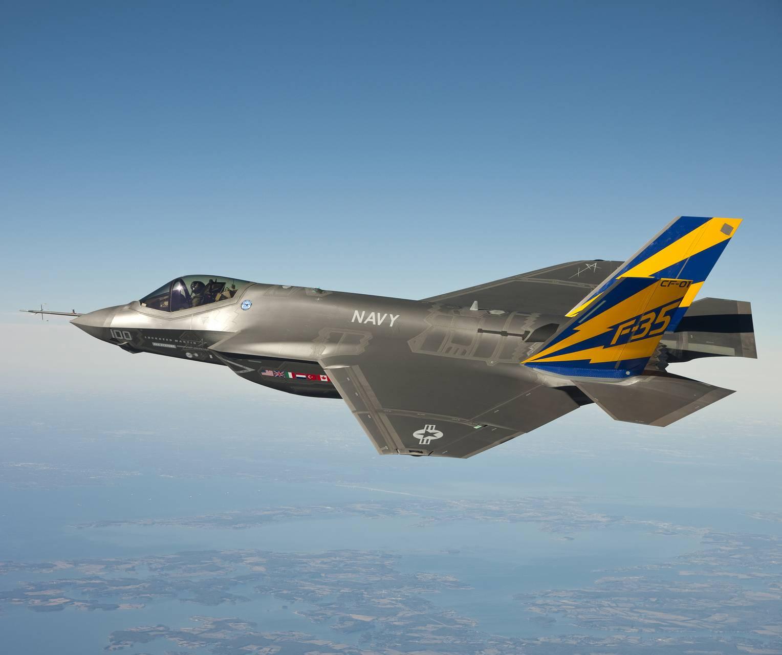Us Navy F-35
