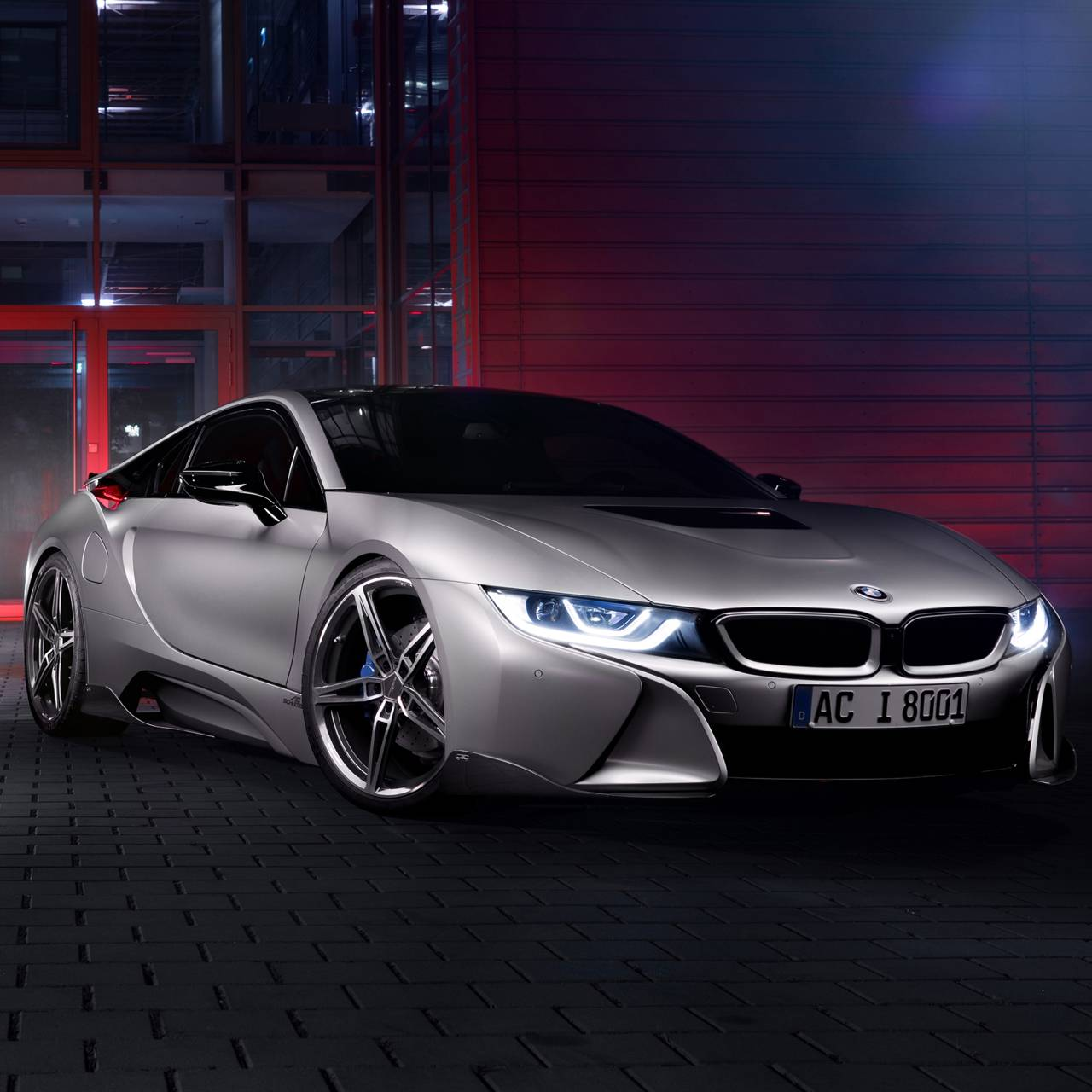 Modified Bmw I8 Wallpaper By At1988 24 Free On Zedge